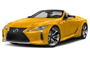 2021 Lexus LC 500 - Flare Yellow
