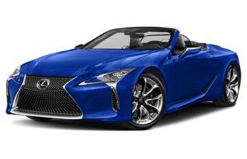 2021 Lexus LC 500 - Structural Blue