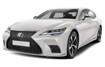 2021 Lexus LS 500 - Eminent White Pearl