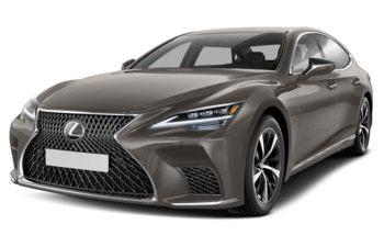 2021 Lexus LS 500 - Atomic Silver