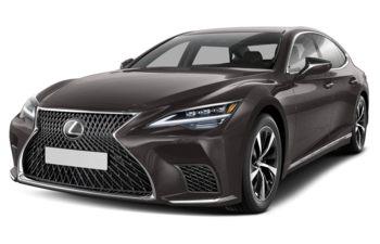 2021 Lexus LS 500 - Manganese Lustre