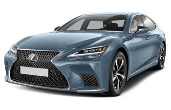 2021 Lexus LS 500 - Iridium