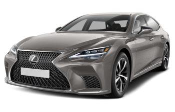2021 Lexus LS 500 - Silver Illusion
