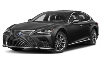 2021 Lexus LS 500h - Caviar