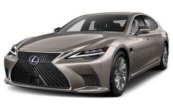 2021 Lexus LS 500h - Atomic Silver