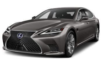 2021 Lexus LS 500h - Manganese Lustre