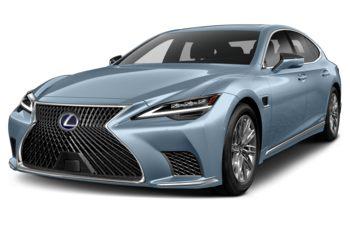 2021 Lexus LS 500h - Iridium