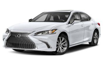 2021 Lexus ES 250 - Ultra White