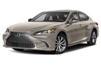 2021 Lexus ES 250 - Moonbeam Beige Metallic
