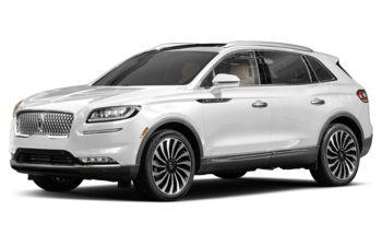 2021 Lincoln Nautilus - Pristine White