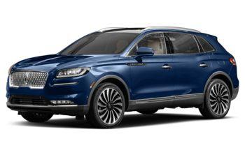 2021 Lincoln Nautilus - Artisan Blue