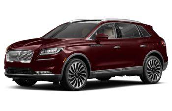 2021 Lincoln Nautilus - Burgundy Velvet
