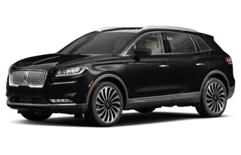2021 Lincoln Nautilus - Infinite Black Metallic