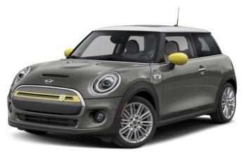 2020 Mini SE 3 Door - Moonwalk Grey Semi-Metallic
