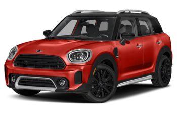 2021 Mini Countryman - Chili Red