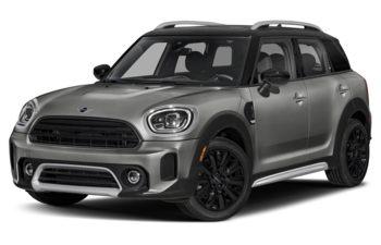 2021 Mini Countryman - Island Blue Metallic