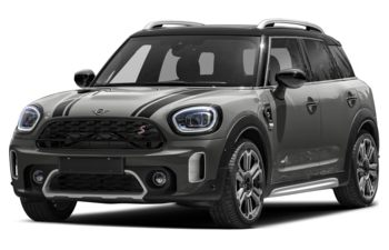 2021 Mini Countryman - Moonwalk Grey Semi-Metallic