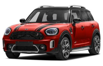 2021 Mini Countryman - Chili Red