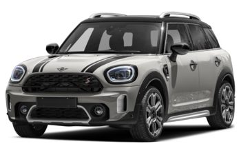 2021 Mini Countryman - White Silver Metallic