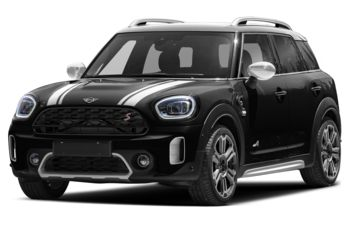 2021 Mini Countryman - Midnight Black Metallic