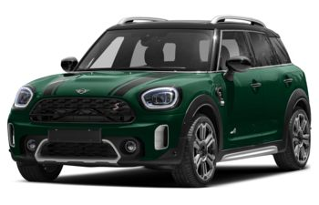 2021 Mini Countryman - British Racing Green IV Metallic