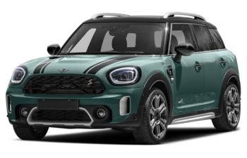 2021 Mini Countryman - Sage Green Metalli