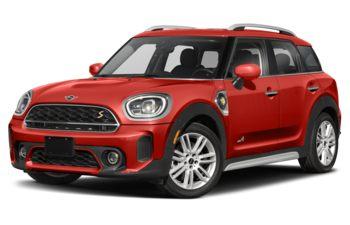 2021 Mini SE Countryman - Chili Red