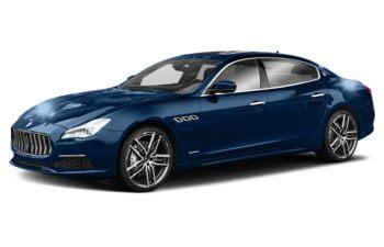 2021 Maserati Quattroporte - Blue Passione Metallic
