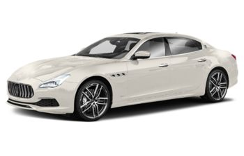 2021 Maserati Quattroporte - Bianco Alpi Tri-Coat