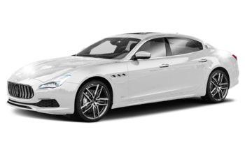 2021 Maserati Quattroporte - Bianco