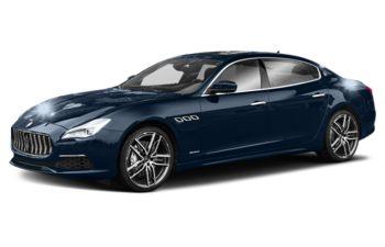 2021 Maserati Quattroporte - Blue Nobile Tri-Coat