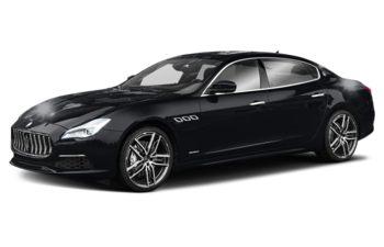 2021 Maserati Quattroporte - Nero Ribelle Metallic