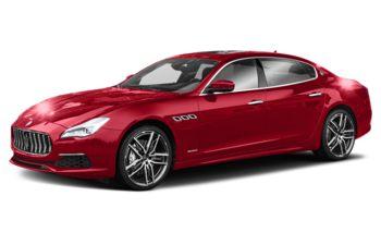 2021 Maserati Quattroporte - Rosso Potente Tri-Coat