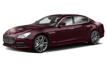 2021 Maserati Quattroporte - Rosso Folgore Metallic
