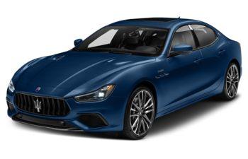 2021 Maserati Ghibli - Blu Passione Metallic