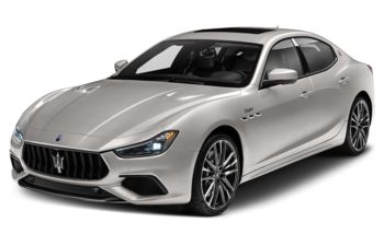 2021 Maserati Ghibli - Bianco Alpi Tri-Coat