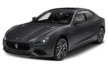 2021 Maserati Ghibli - Nero Ribelle Metallic