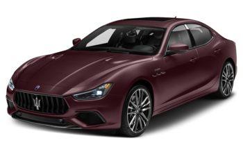 2021 Maserati Ghibli - Rosso Folgore Metallic