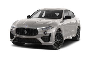 2021 Maserati Levante - Bianco Alpi Tri-Coat