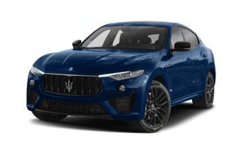 2021 Maserati Levante - Blu Emozione Metallic