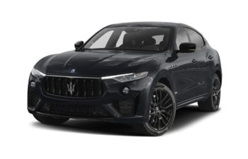 2021 Maserati Levante - Nero Ribelle Metallic