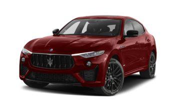 2021 Maserati Levante - Rosso Rubino Mica