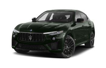2021 Maserati Levante - Verde Ossido Metallic