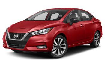 2021 Nissan Versa - Scarlet Ember TriCoat
