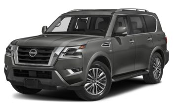 2021 Nissan Armada - Gun Metallic