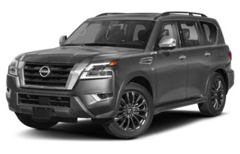 2021 Nissan Armada - Coulis Red Pearl