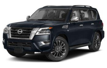 2021 Nissan Armada - Hermosa Blue Pearl