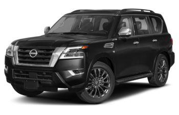 2021 Nissan Armada - Super Black