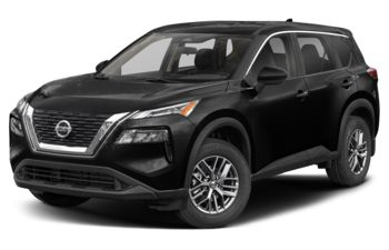 2021 Nissan Rogue - Boulder Grey Pearl Metallic