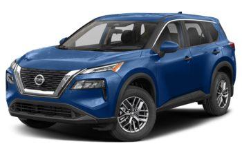2021 Nissan Rogue - Pearl White Pearl Metallic